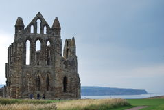 Historisches Whitbey Stockbild