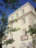 Historisches Wohngebäude Stockfotos