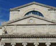 Historisk amerikansk domstolsbyggnad Royaltyfri Fotografi