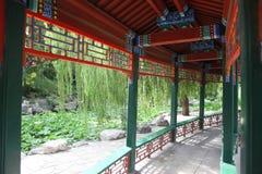 Historisk arkitektur av Kina Arkivfoton