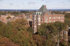 Historisk arkitektur av Shaker Heights Arkivfoto