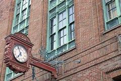 Historisk arkitektur av Trenton royaltyfri bild