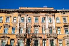 Historisk arkitektur i Budapest Royaltyfri Foto