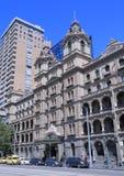 Historisk arkitektur Melbourne Royaltyfria Bilder