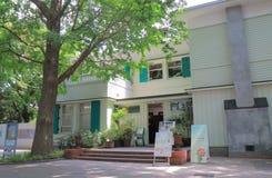Historisk arkitektur Yamate Yokohama Japan Arkivbild