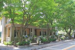 Historisk arkitektur Yamate Yokohama Japan Royaltyfria Bilder