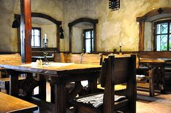 Historisk bar Royaltyfri Foto