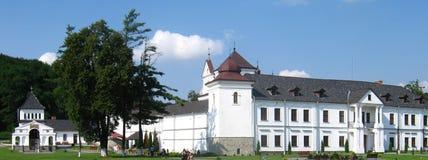 Historisk building3 Arkivfoto
