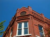 Historisk byggnad Arkivfoton