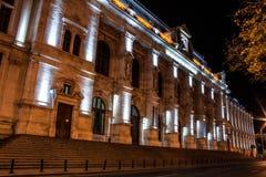 Historisk byggnad Arkivbild