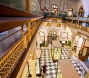 Historisk byggnad av Albert Hall Museum med värdefulla utställningar Royaltyfri Bild