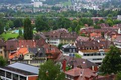 Historisk byggnad i Bern Royaltyfri Fotografi
