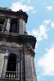 Historisk byggnad i Mexico - stad Royaltyfria Foton