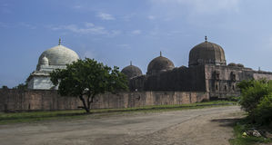 Historisk byggnad Indien Royaltyfria Bilder