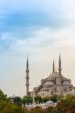 Historisk byggnad-moské Royaltyfri Fotografi