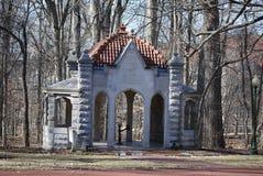Historisk byggnad på Indiana University Royaltyfri Bild