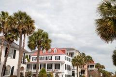 Historisk charleston, South Carolina royaltyfri bild