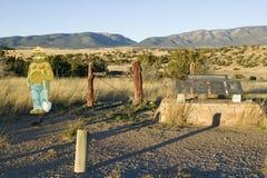 Historisk delstatspark för Smokey björn Arkivbilder