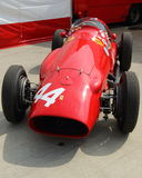Historisk Ferrari grand prixbil Royaltyfria Foton