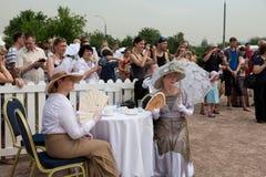 Historisk festival 6 Royaltyfri Bild