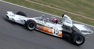 Historisk formel 1, Silverstone klassiker Royaltyfri Bild