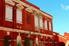 historisk fort Royaltyfria Foton