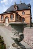 historisk herrgård Arkivfoton