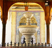 historisk husrevmoské för gazi Royaltyfri Fotografi