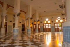 Historisk huvudmoské, Pattani Thailand Royaltyfri Fotografi