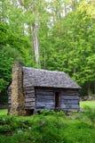 historisk kabin Royaltyfri Bild