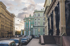 historisk kazan för arhitektury domkyrka monument Royaltyfri Bild