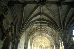 Historisk kyrka, Norwich, England Arkivbild