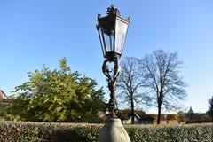 historisk lampa royaltyfria bilder