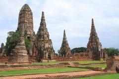 historisk lokal thailand Fotografering för Bildbyråer