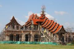 Historisk lokal Thailand Arkivbilder