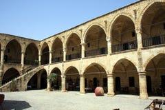 historisk marknadsplats Royaltyfri Bild