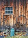 historisk millbrookby Royaltyfri Fotografi