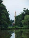 Historisk minaret Arkivfoton