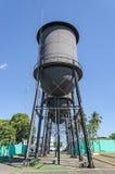 Historisk minnesmärke för Tres Caixas D `-agua i Porto Velho RO Royaltyfri Foto