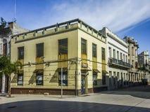 Historisk mitt av Montevideo royaltyfria foton