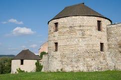 Historisk mittstad Louny Fotografering för Bildbyråer