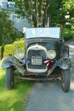 Historisk 1929 modell A Ford Arkivbild