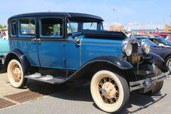 Historisk 1930 modell A Ford Arkivbilder