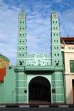 historisk moské singapore Arkivfoto