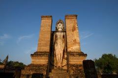 historisk norr parksukhothai thailand Arkivbilder