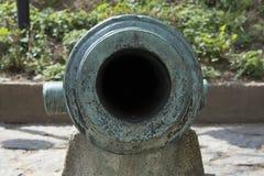 Historisk ottomankanon Arkivfoton