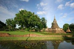 historisk pagoda Fotografering för Bildbyråer