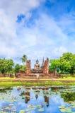 historisk parksukhothai thailand Arkivfoton