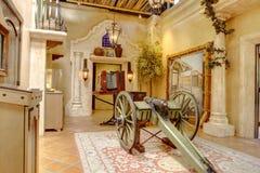 Historisk plats för mormonbataljon, San Diego Royaltyfri Foto