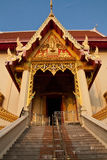 Historisk plats Thailand Royaltyfri Foto
